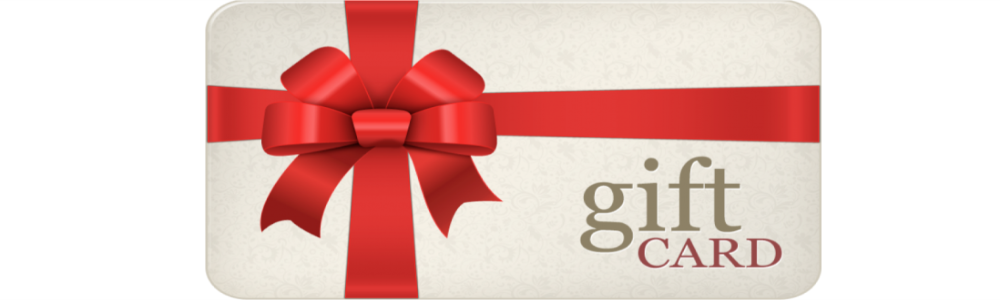 TraXside has Gift Cards!